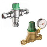 TMVs & Pressure Reducing / Relief Valves